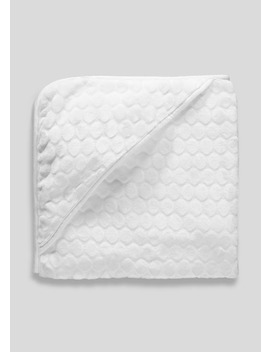 Textured Baby Blanket (One Size) by Matalan