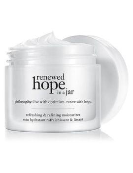 Philosophy Renewed Hope In Jar Moisturizer 60 Ml by Philosophy