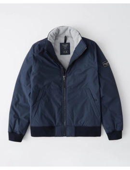 Fleece Lined Ski Jacket by Abercrombie & Fitch
