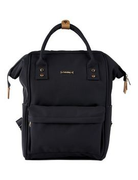 Baba Bing! Mani Backpack Changing Bag   Black by Bababing
