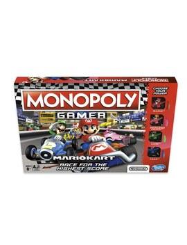 Monopoly Gamer Mario Kart by Smyths