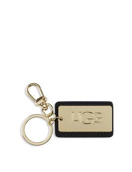 Ugg Leather Tag Key Charm by Ugg