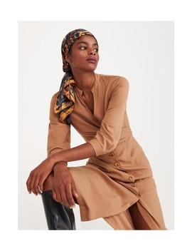Sukienka Midi Z Tencelu™ by Reserved