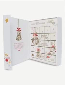 Organic Tea Advent Calendar 575g by English Tea Shop