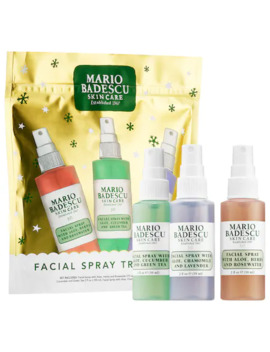 Facial Spray Travel Trio by Mario Badescu