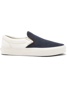 Vans Slip On California Scotch Guard by Stock X