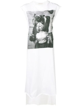 Marilyn Jersey Dress by Christopher Kane