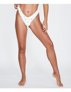 Day Dreamer High Bikini Bottom White by Au