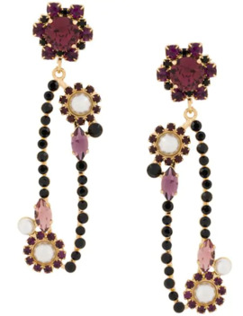 Hanging Earrings by Erdem