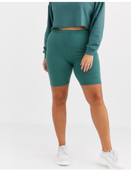 Asos Design Curve Two Piece Legging Short by Asos Design