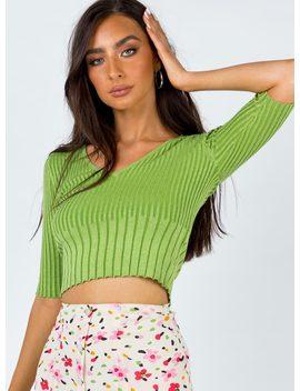 Twiin Status Mini Knit Green by Twiin