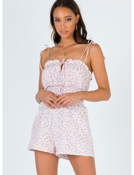 The Arwin Playsuit by Princess Polly