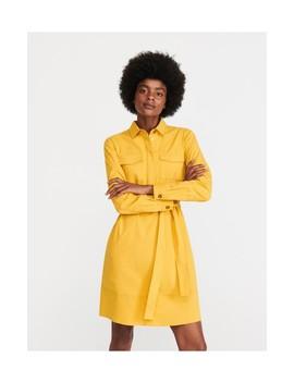 Vestito A Camicia Giallo by Reserved