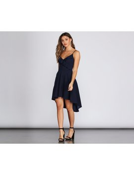 Life Of The Party Skater Dress by Windsor