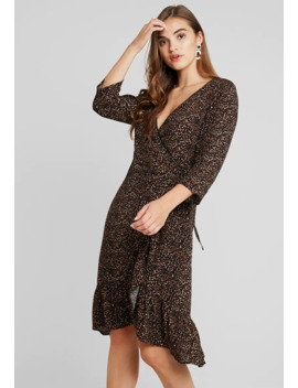 Leo Wrap Dress   Freizeitkleid by Na Kd