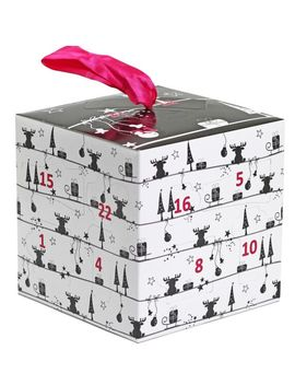 Makeup Beauty Advent Calendar Christmas Cosmetic Gift Cube 24 Piece by Ebay Seller