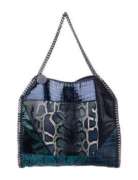 Vegan Patchwork Falabella Tote by Stella Mc Cartney