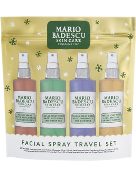 Facial Spray Travel Set by Mario Badescu