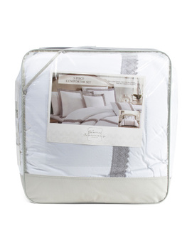 5pc Tasia Comforter Set by Tj Maxx