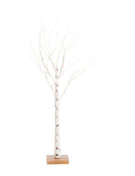 4ft Birch Big Bulb Led Tree by Tj Maxx