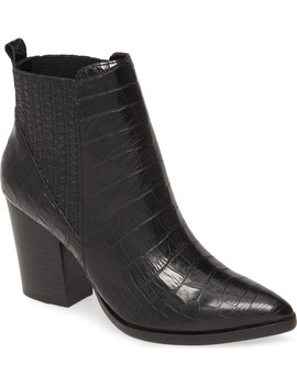 Justina Bootie by Steve Madden