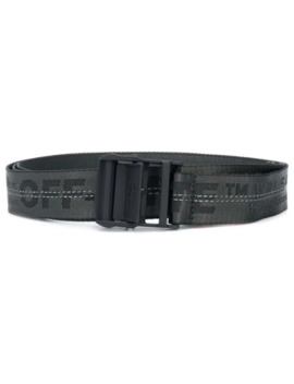 Logo Industrial Belt by Off White