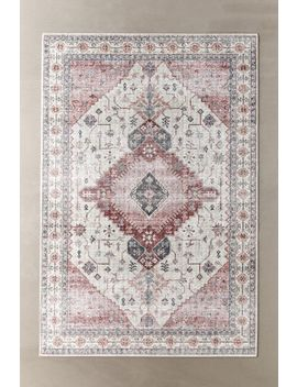 Willa Printed Rug by Urban Outfitters