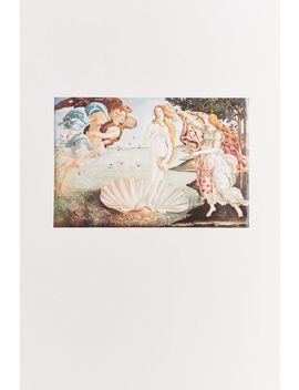 The Birth Of Venus Poster by Urban Outfitters