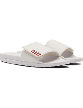 Original Adjustable Slide Sandal by Hunter