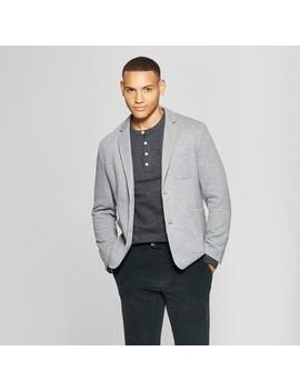Men's Standard Fit Knit Blazer   Goodfellow & Co™ by Goodfellow & Co
