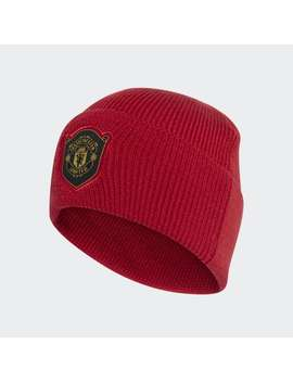 Manchester United Beanie by Adidas