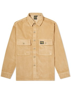 Stan Ray Cord Cpo Shirt by Stan Ray