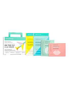 On The Fly 4 Piece Travel Treatment Kit by Patchology