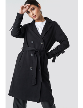 Belted Trench Coat Sort by Na Kd