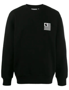 Logo Patch Jumper by Carhartt Wip