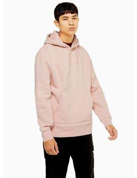 Pink Peached Hoodie by Topman