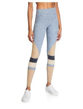 High Waist Alosoft Momentum Leggings by Alo Yoga
