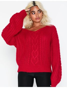 Volume Sleeve Knit by Nly Trend