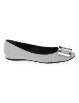 Gommette Flats by Roger Vivier
