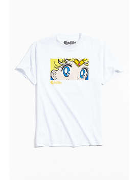 Sailor Moon Eyes Tee by Urban Outfitters