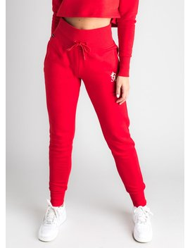 Gk Sky Jogger   Red by The Gym King