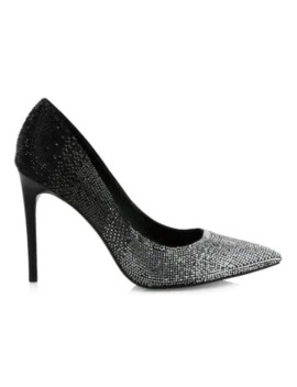 Calliey Embellished Gradient Stiletto Pumps by Alice + Olivia