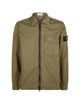 Zip Through Jacket by Stone Island
