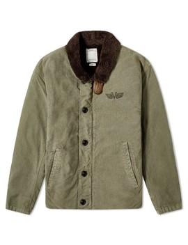 Visvim Deckhand Jacket by Visvim
