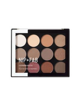 Eyeshadow Palette   Lidschattenpalette by Nip+Fab