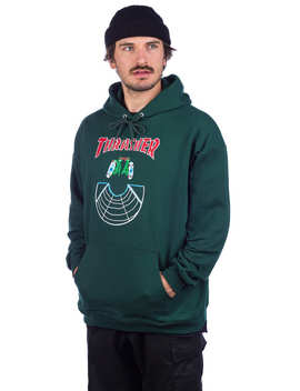 Doubles Hoodie by Thrasher
