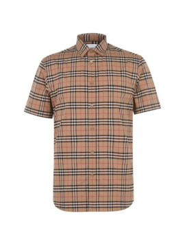Simpson Short Sleeve Shirt by Burberry