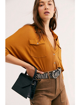 Penny Top Handle Clutch by Free People