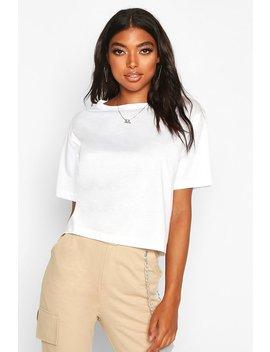 Tall Basic Boxy T Shirt by Boohoo