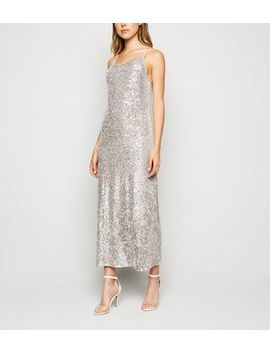 gold-sequin-embellished-midi-slip-dress by new-look